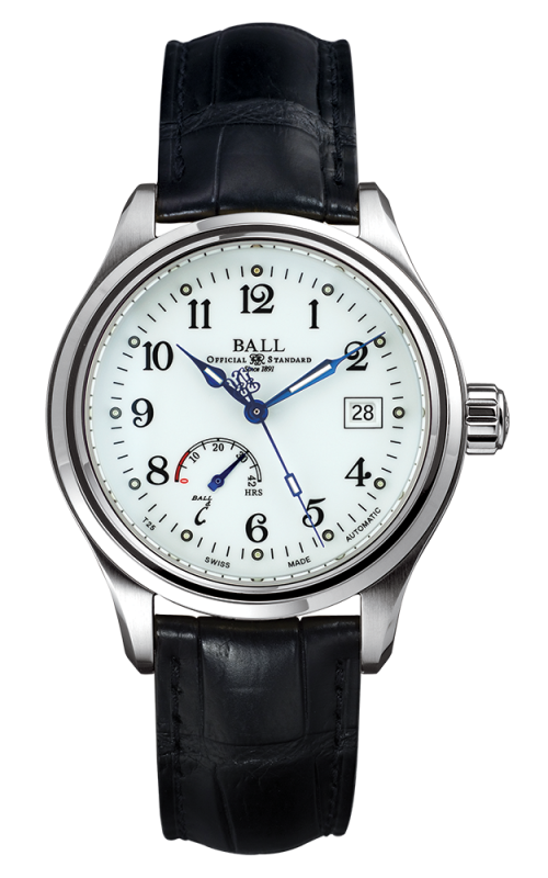 Ball Power Reserve NM1056D-L1J-WH