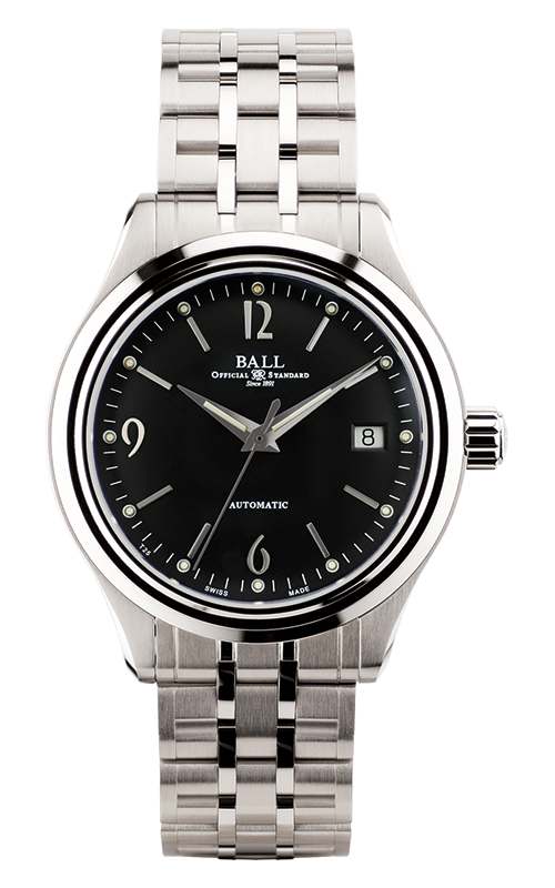 Ball Streamliner NM1060D-SJ-BK
