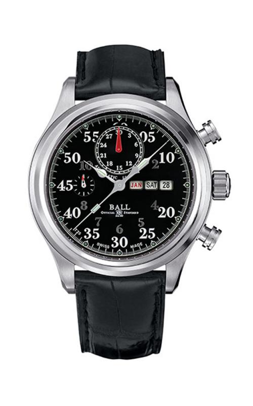 Ball Racer Chronograph Cm1030d-l1j-bk
