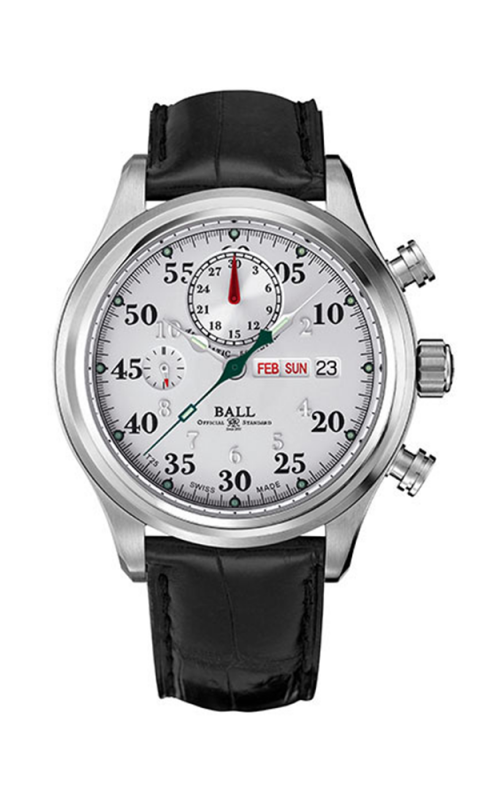 Ball Racer Chronograph CM1030D-L1J-WH