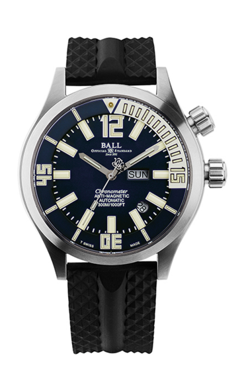 Ball Diver Chronometer DM1022A-P1CA-BESL