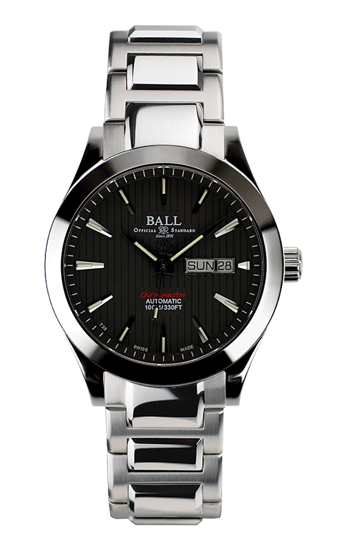 Ball Red Label Chronometer NM2026C-SCJ-BK