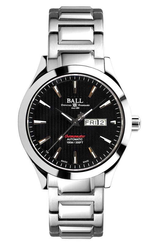Ball Chronometer Red Label 43 MM NM2028C-SCJ-BK