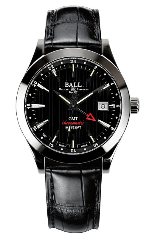 Ball Chronometer Red Label GMT GM2026C-LCJ-BK