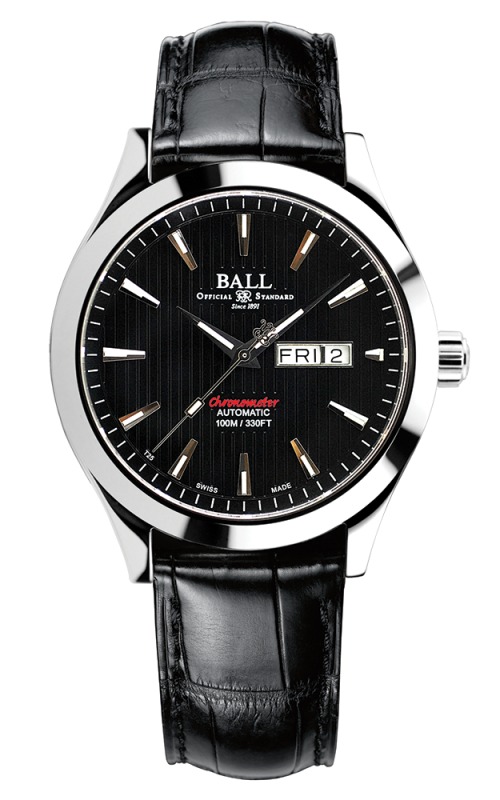Ball Chronometer Red Label 43 MM NM2028C-LCJ-BK
