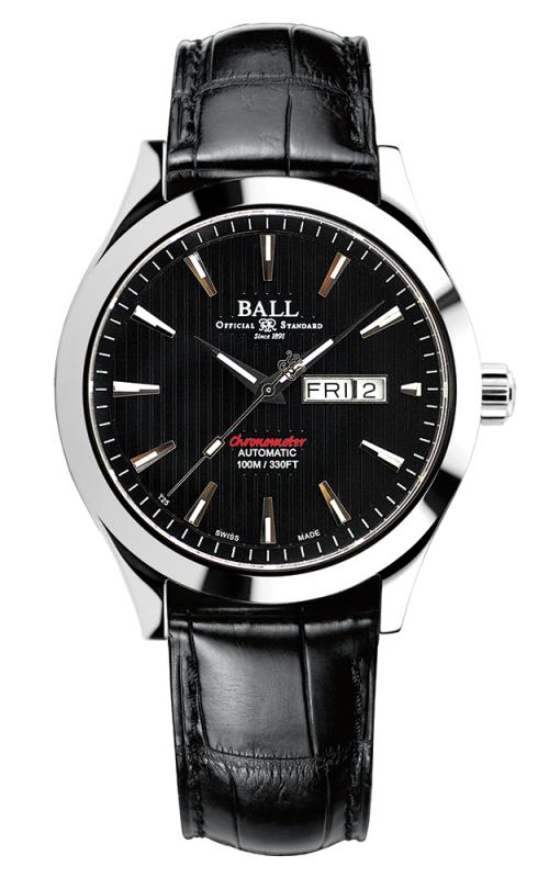 Ball Chronometer Red Label 43 MM NM2028C-LCJ-BK