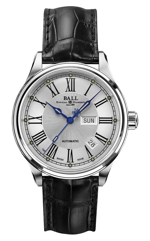 Ball Roman NM1058D-L4J-WH