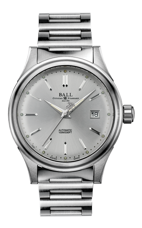 Ball Classic NM2098C-SJ-WH