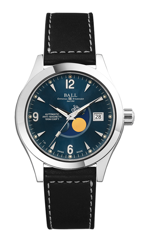 Ball Moon Phase NM2082C-LJ-BE