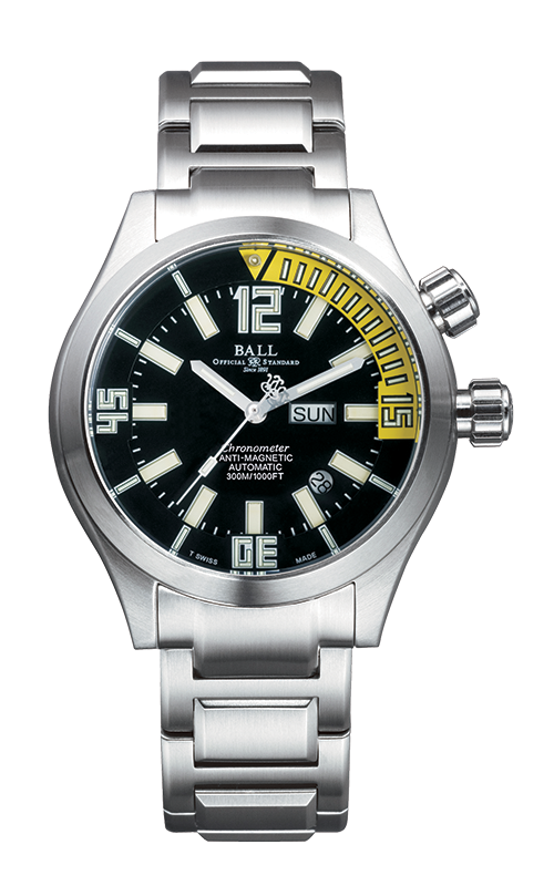 Ball Diver DM1022A-S1CA-BKYE