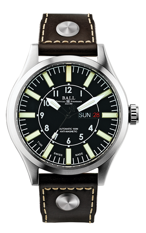 Ball Aviator NM1080C-L3-BK