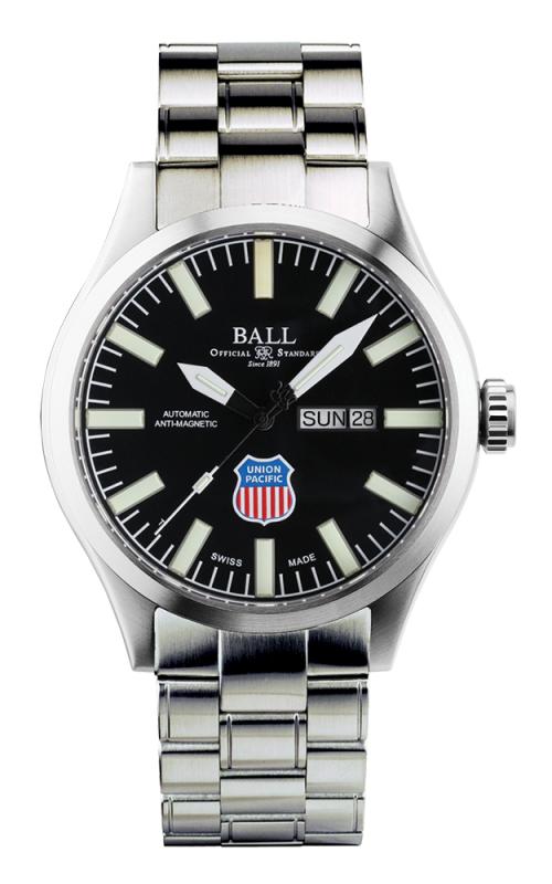 Ball Big Boy NM1080C-S2-BK