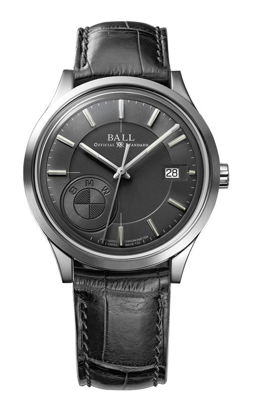 Ball Classic NM3010D-LCFJ-GY black
