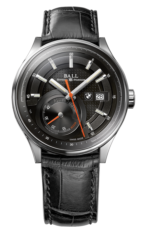 Ball Power Reserve PM3010C-LCFJ-BK
