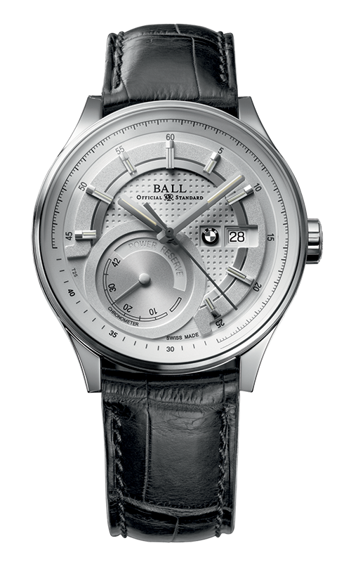 Ball Power Reserve PM3010C-LCFJ-SL