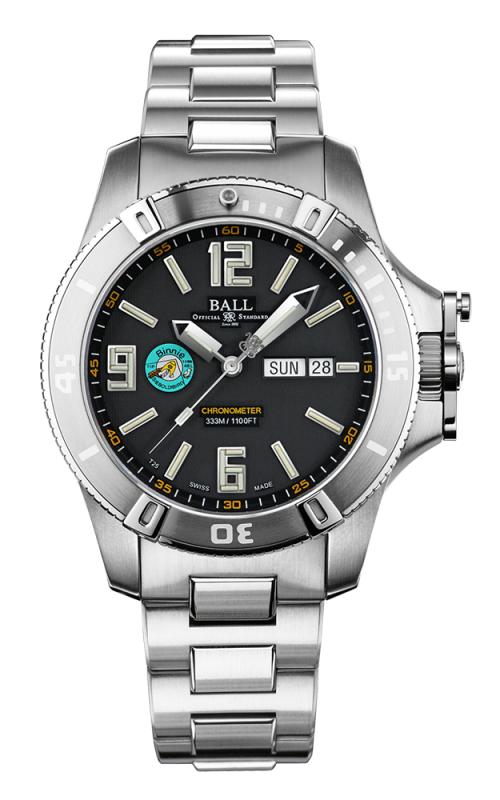 Ball Spacemaster Binnie DM2036A-S4CAJ-BK