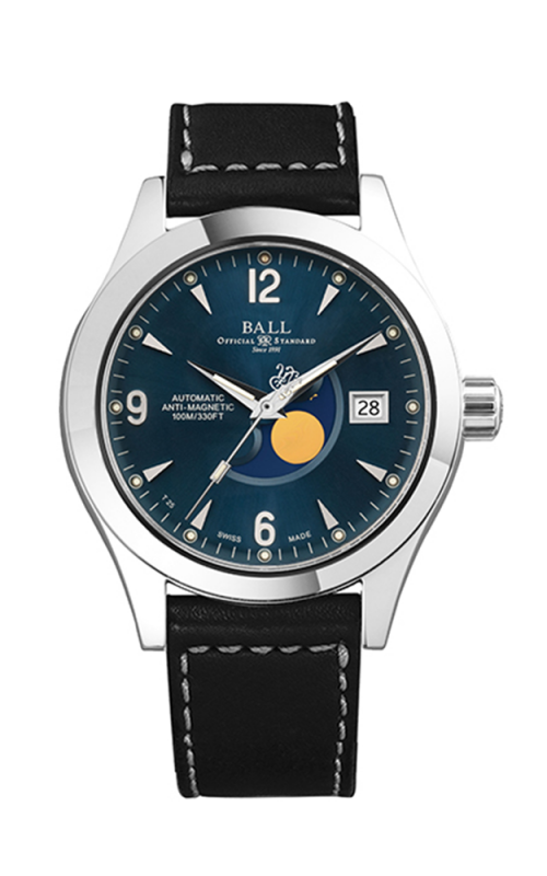 Ball Moon Phase NM2082-LJ-BE