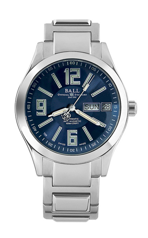 Ball Arabic 38 MM NM1016C-S1A-BE