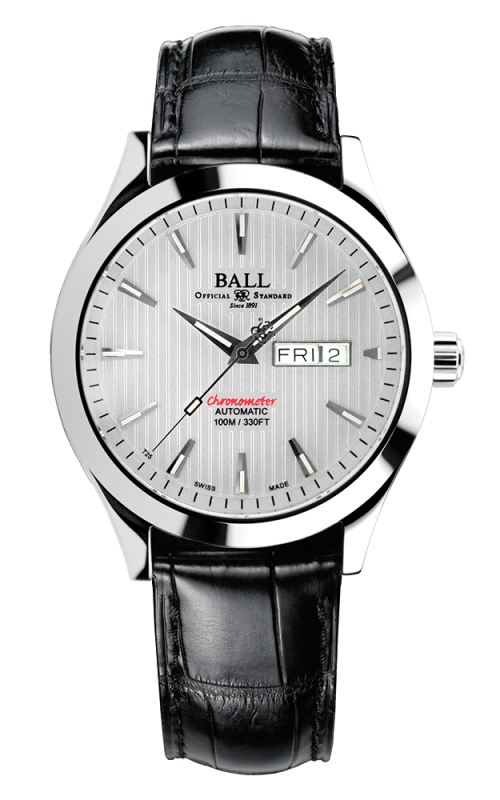 Ball Chronometer Red Label 43 MM NM2028C-LCJ-SL