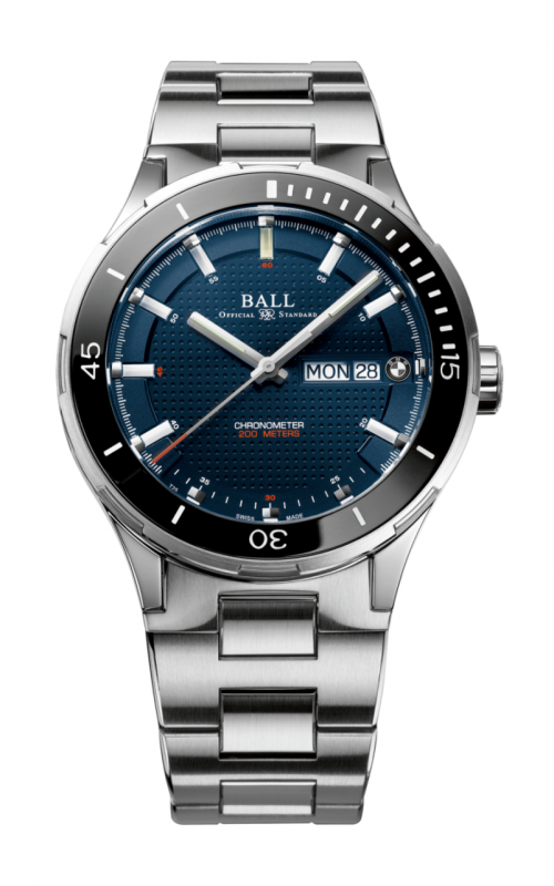 Ball TimeTrekker DM3010B-SCJ-BE