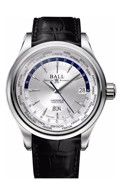 Ball Worldtime GM2020D-LL1CJ-SL