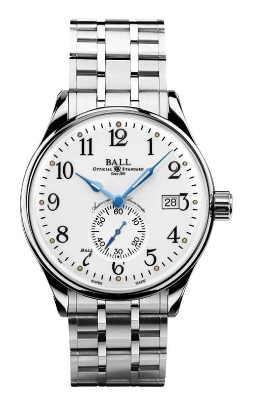 Ball Standard Time NM3888D-S1CJ-WH
