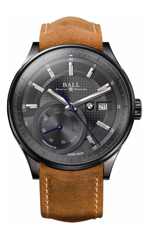Ball Power Reserve PM3010C-L1CJ-GY