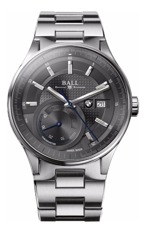 Ball Power Reserve PM3010C-S1CJ-GY