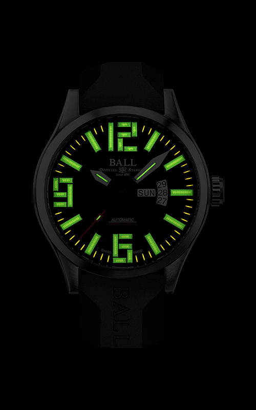 Ball Aviator NM1080C-P14A-BK 2