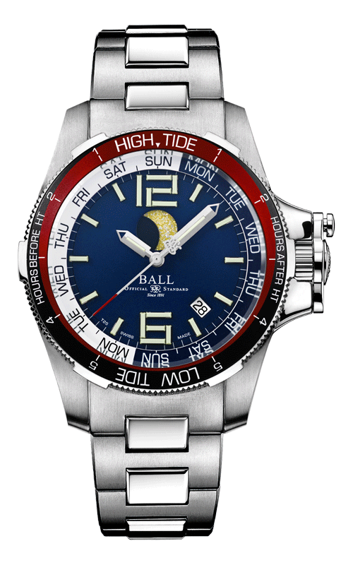 Ball Moon Navigator DM3320C-SAJ-BE