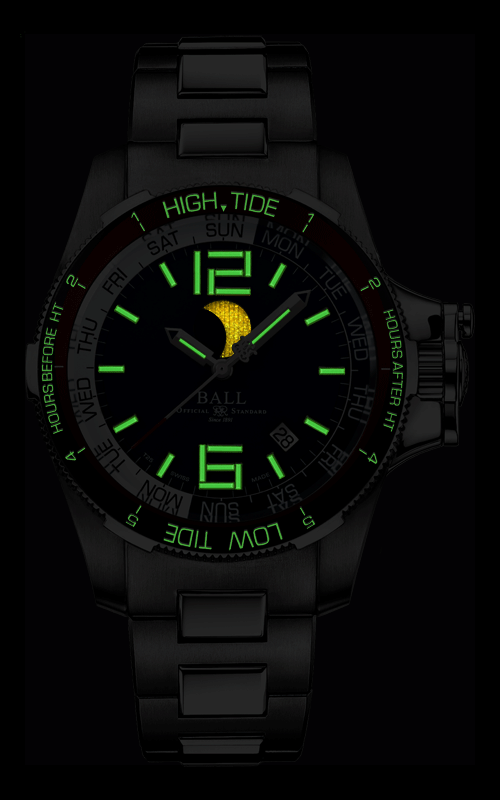 Ball Moon Navigator DM3320C-SAJ-BE 2