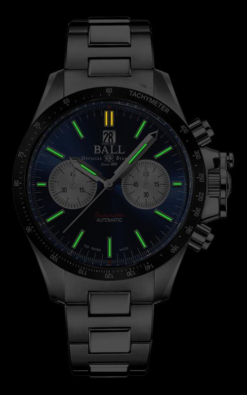 Ball Racer Chronograph CM2198C-S1CJ-BE 2