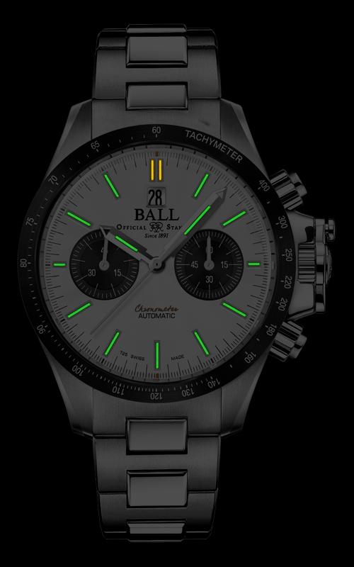 Ball Racer Chronograph CM2198C-S1CJ-SL 2