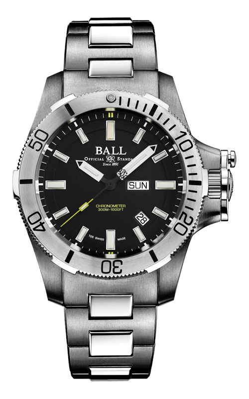 Ball Submarine Warfare DM2276A-S2CJ-BK