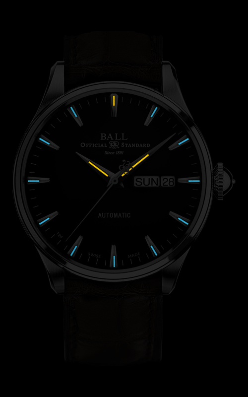 Ball Eternity NM2080D-LL1J-BK 2