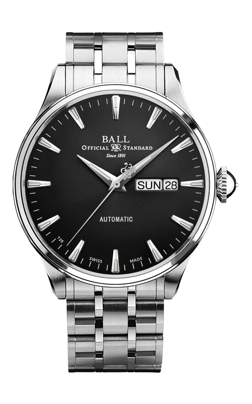 Ball Eternity NM2080D-S1J-BK