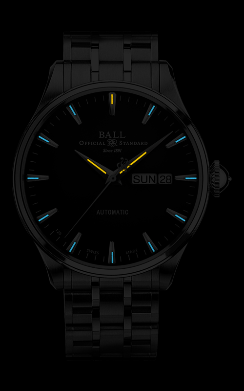 Ball Eternity NM2080D-S1J-BK 2