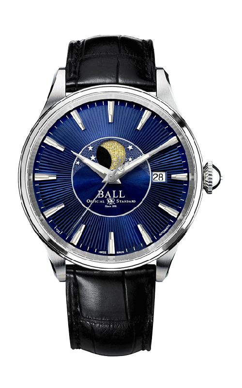 Ball Moon Phase NM3082D-LLJ-BE 1