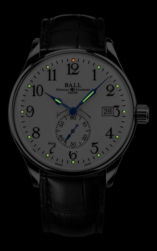 Ball Standard Time NM3888D-LL1CJ-WH 2