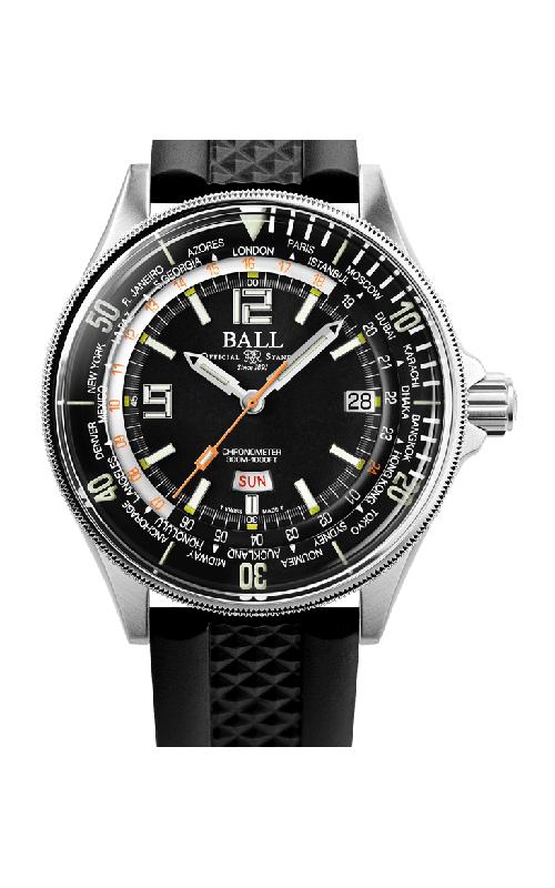 Ball Diver DG2232A-PC-BK