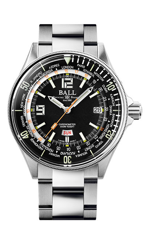 Ball Diver DG2232A-SC-BK