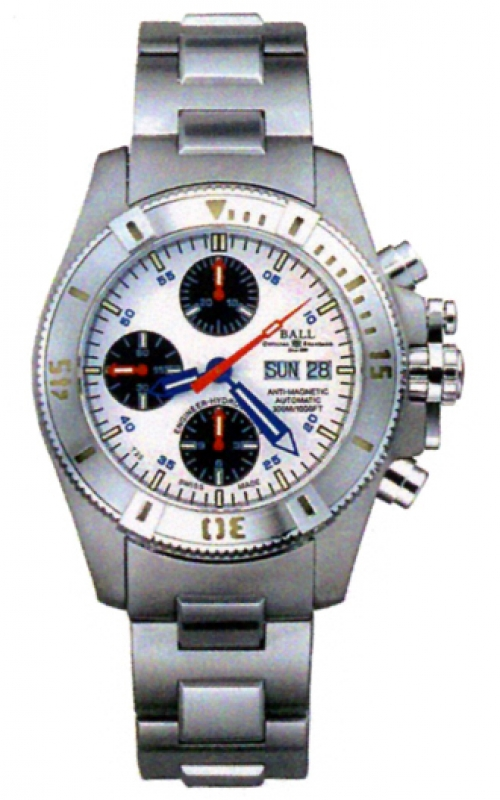 Ball Chronograph Dc1016a-sj-wh