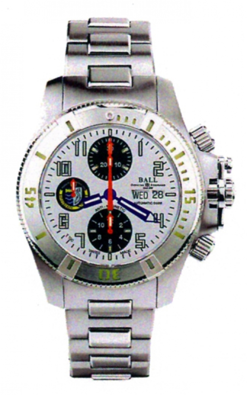 Ball Chronograph Dc1026a-sj-wh