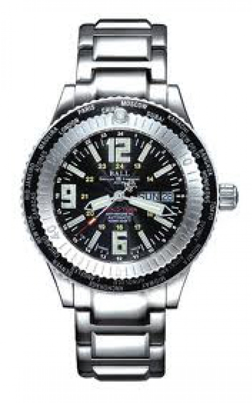 Ball World Timer Dm1028c-saj-bk