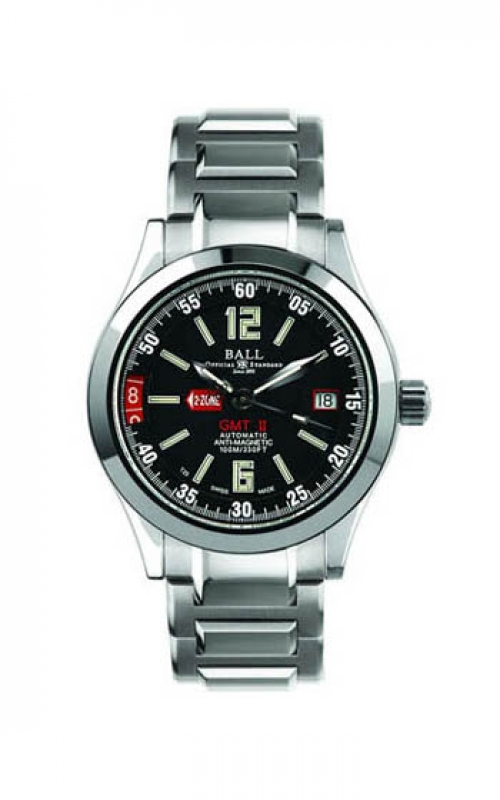 Ball GMT II GM1032C-S1AJ-BK