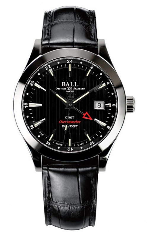 Ball Red Label Chronometer Gm2026c-lcj-bk