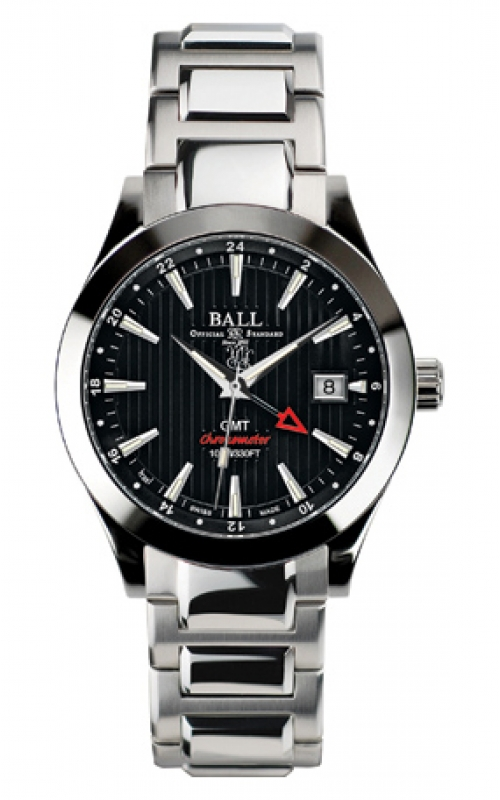 Ball Red Label Chronometer Gm2026c-scj-bk