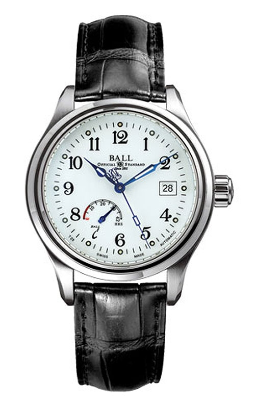 Ball Power Reserve Nm1056d-l1fj-wh