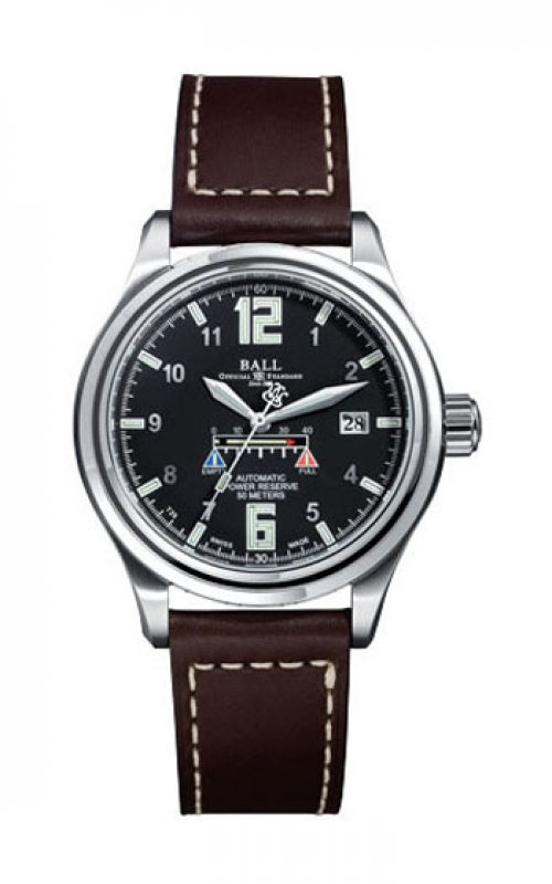 Ball Power Reserve Nm1056d-laj-bk