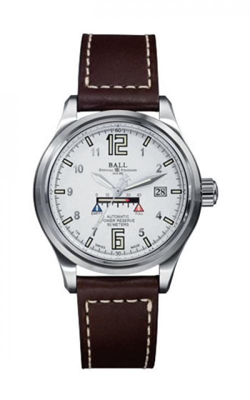 Ball Power Reserve Nm1056d-laj-wh